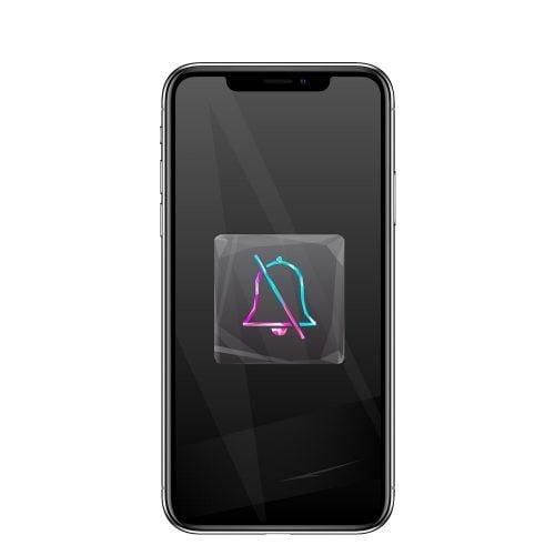 Wymiana głośnika iPhone X