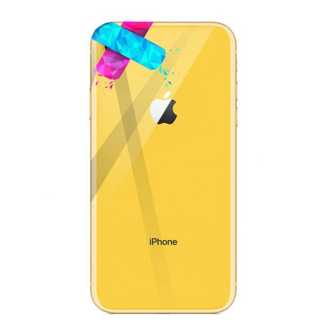 Wymiana tylnej kamery iPhone XR
