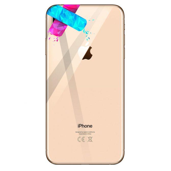 Wymiana tylnego aparatu iPhone XS Max