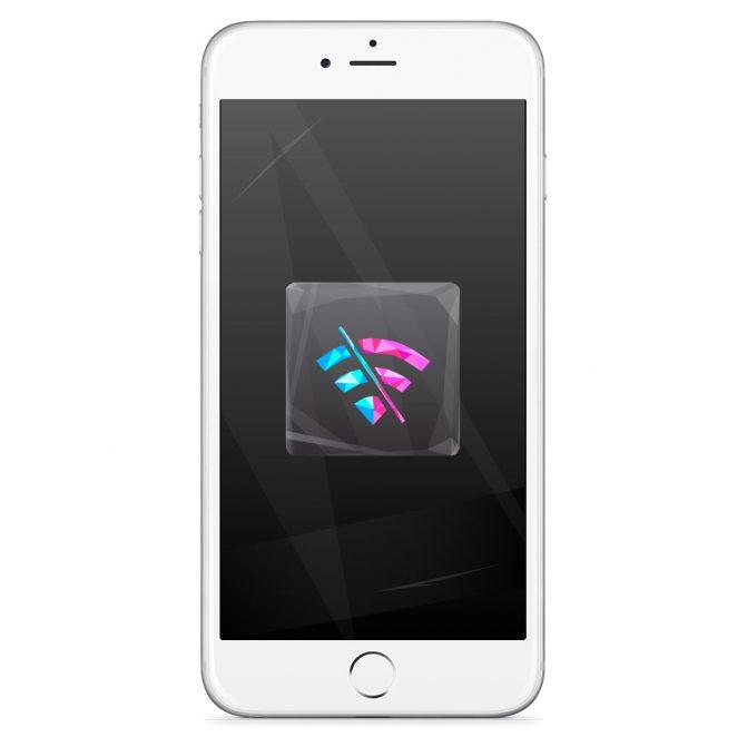 Naprawa WiFi iPhone 6 Plus