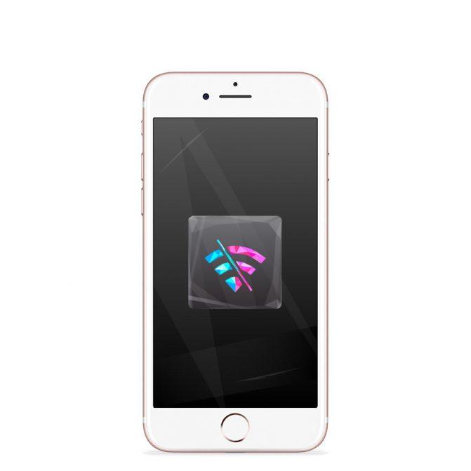Naprawa WiFi iPhone 7