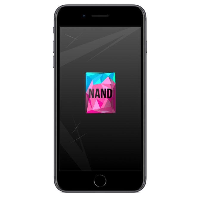 iPhone 8 Plus naprawa NAND