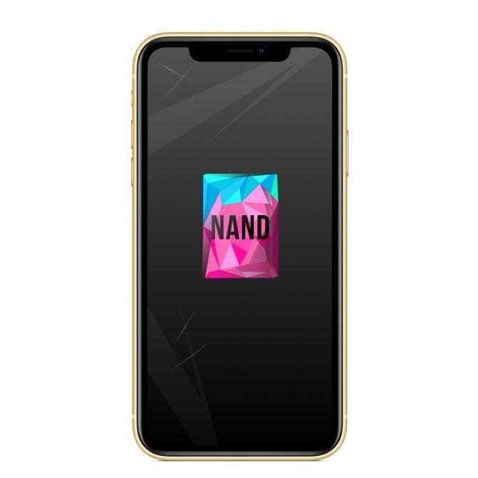 Wymiana NAND iPhone XR