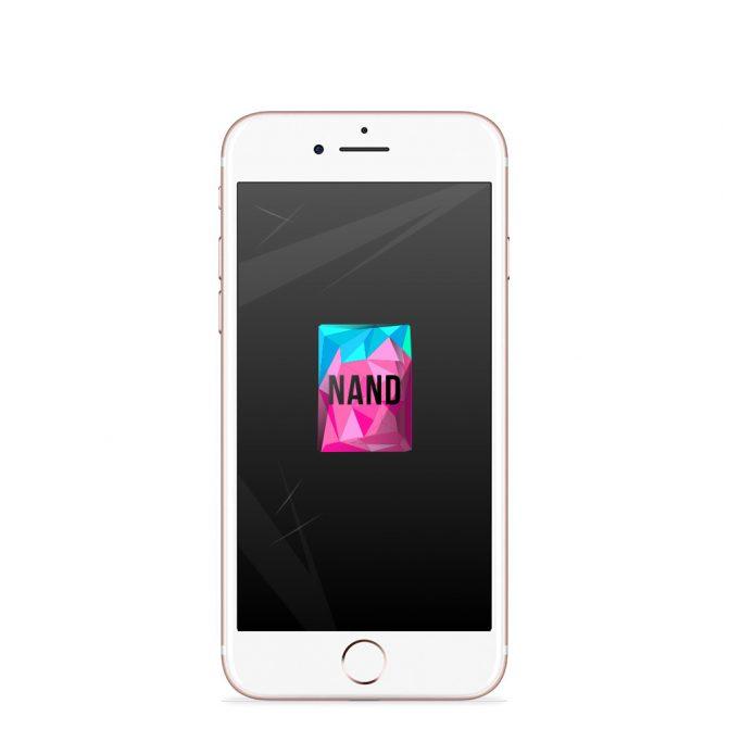 iPhone 7 naprawa NAND