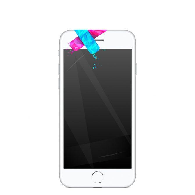 Wymiana przedniej kamery iPhone 8