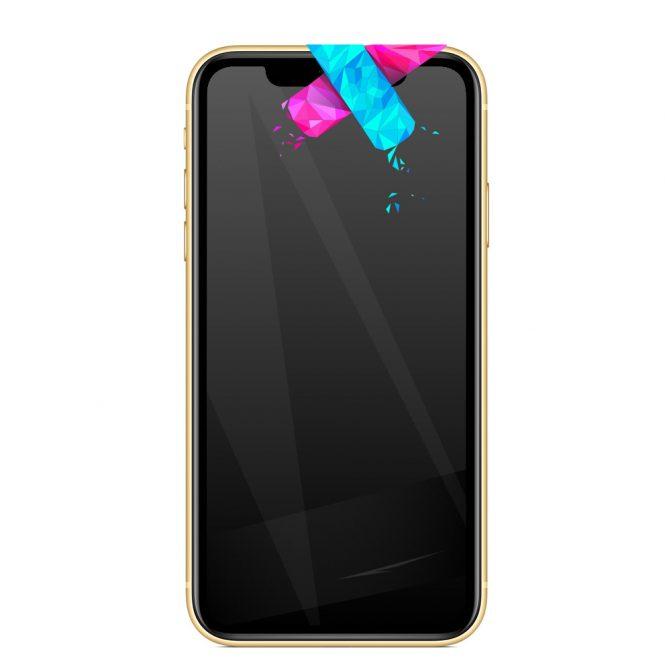 Wymiana przedniej kamery iPhone XR