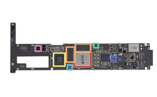 Naprawa Płyty Głównej iPad