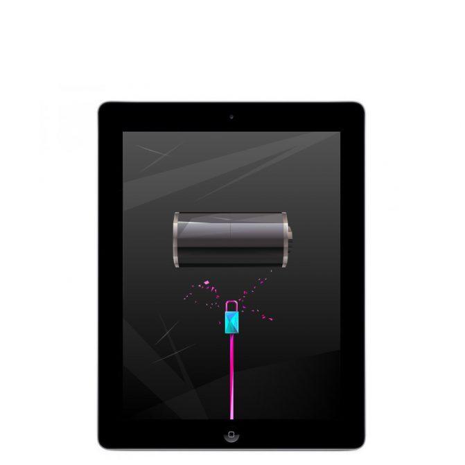 Wymiana Gniazda Ładowania iPad 4