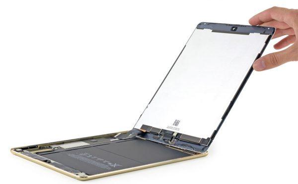 Wymiana LCD iPad