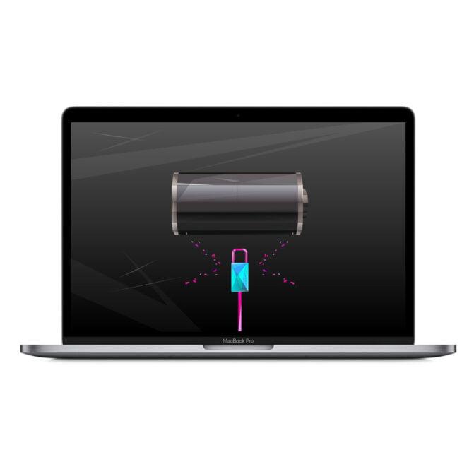 MacBook Pro nie włącza się