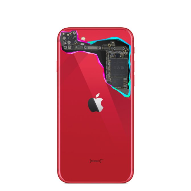Wymiana Układu Ładowania U2 iPhone SE 2020