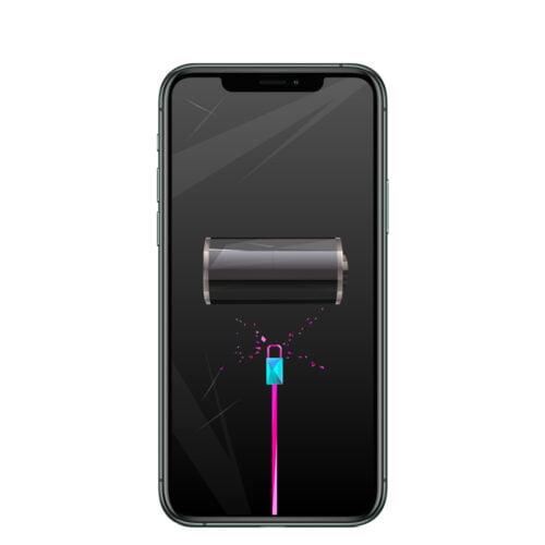 Wymiana Gniazda Ładowania iPhone 11 Pro Max