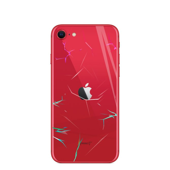 Tylna Obudowa iPhone SE 2020